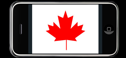 The iPhone in Canada