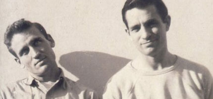 kerouac and Cassidy