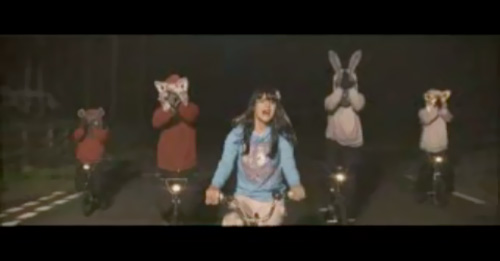 Bat for Lashes new video